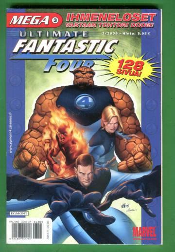 Mega 3/06 - Ihmeneloset (Mega-Marvel)