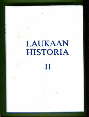 Laukaan historia 2 - 1776-1868