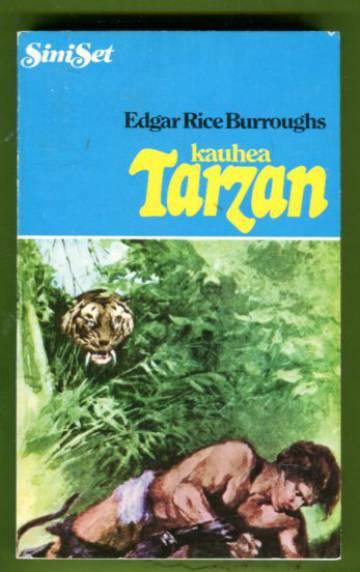 Tarzan 8 - Kauhea Tarzan