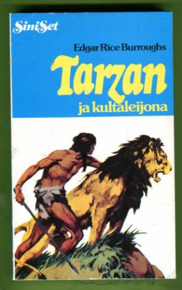 Tarzan 9 - Tarzan ja kultaleijona