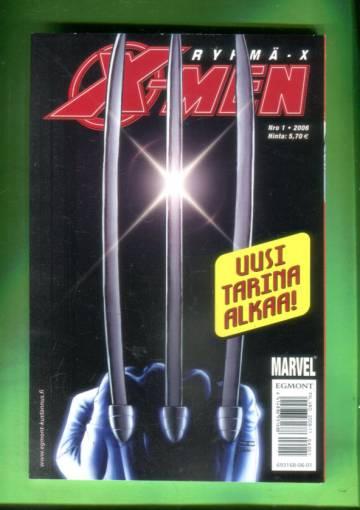 X-Men 1/06 (Ryhmä-X)