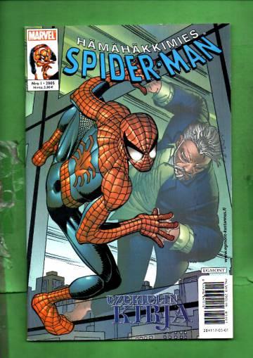 Hämähäkkimies 1/05 (Spider-Man)