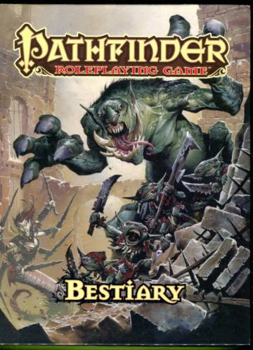 Pathfinder: Roleplaying Game - Bestiary