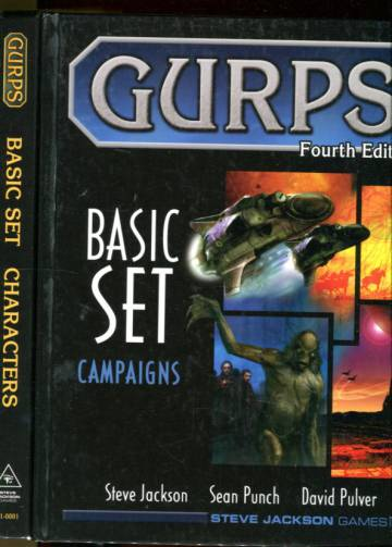 Gurps - Basic Set: Campaigns & Characters