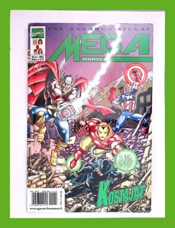 Mega-Marvel 6/02 - Kostajat