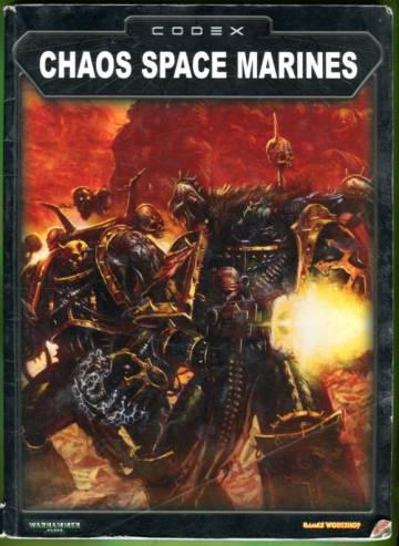 Codex - Chaos Space Marines