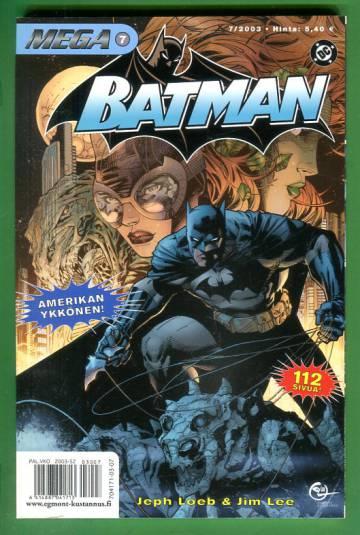 Mega 7/03 - Batman (Mega-Marvel)