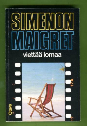 Maigret viettää lomaa - Komisario Maigret'n tutkimuksia