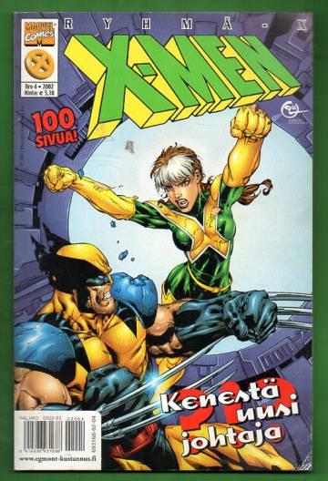 X-Men 4/02 (Ryhmä-X)