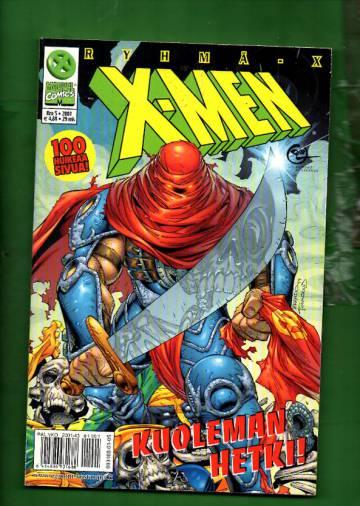 Ryhmä-X 5/01 (X-Men)