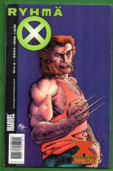 X-Men 6/03 (Ryhmä-X)