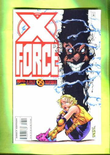X-Force Vol 1 #48 Nov 95