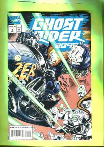 Ghost Rider 2099 Vol 1 #3 Jul 94