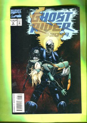 Ghost Rider 2099 Vol 1 #6 Oct 94