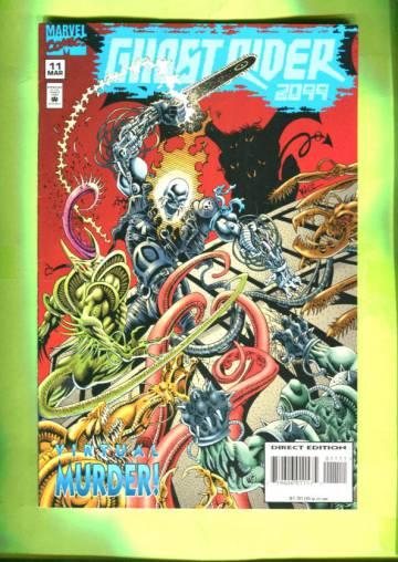Ghost Rider 2099 Vol 1 #11 Mar 95