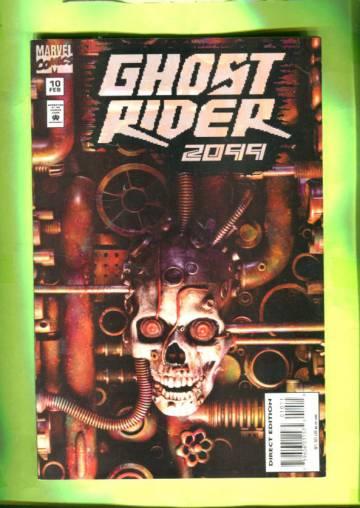 Ghost Rider 2099 Vol 1 #10 Feb 95