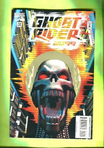 Ghost Rider 2099 Vol 1 #12 Apr 95