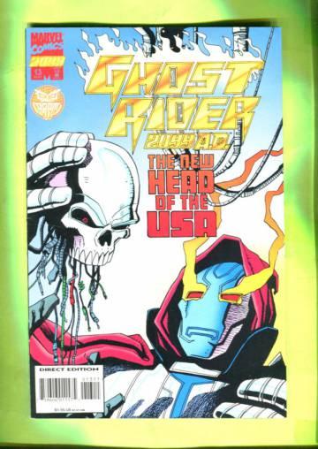 Ghost Rider 2099 Vol 1 #13 May 95