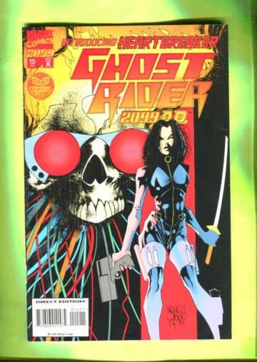 Ghost Rider 2099 Vol 1 #15 Jul 95