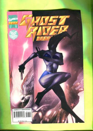 Ghost Rider 2099 Vol 1 #17 Sep 95