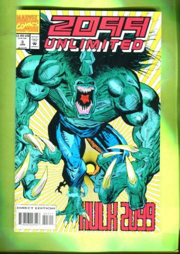 2099 Unlimited Vol 1 #3 Jan 94