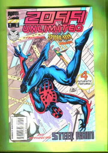 2099 Unlimited Vol 1 #9 Jul 94