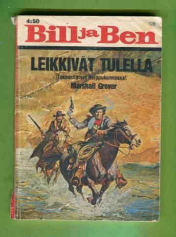 Bill ja Ben 128 - Leikkivät tulella