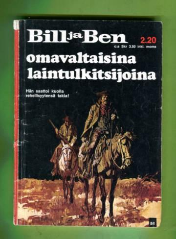 Bill ja Ben 84 - Omavaltaisina laintulkitsijoina