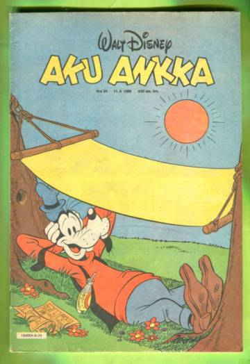 Aku Ankka 24/86