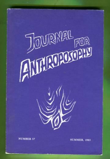 Journal for Anthroposophy #37, Summer 1983