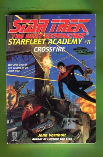 Star Trek - The Next Generation: Starfleet Academy #11: Crossfire