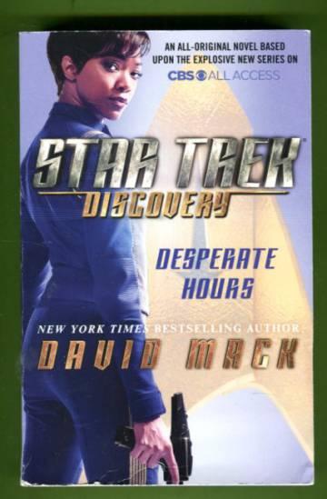 Star Trek Discovery - Desperate Hours