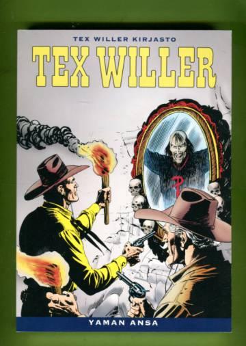 Tex Willer -kirjasto 57 - Yaman ansa