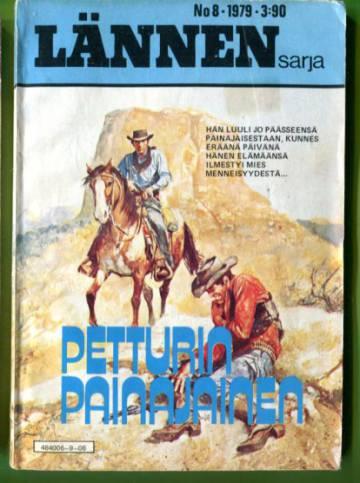 Lännensarja 8/79 - Petturin painajainen
