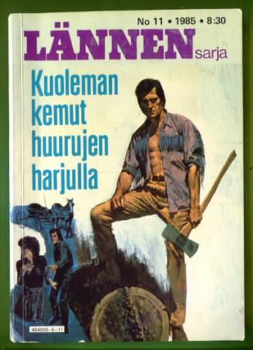 Lännensarja 11/85 - Kuoleman kemut huurujen harjulla