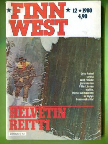 Finn West 12/80 - Helvetin reitti