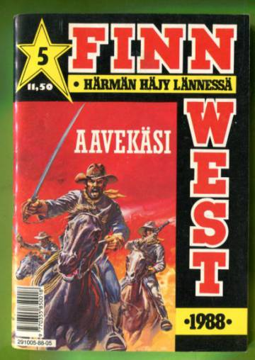 Finn West 5/88 - Aavekäsi