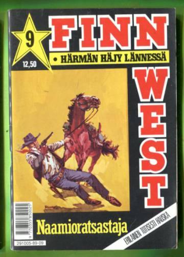 Finn West 9/89 - Naamioratsastaja