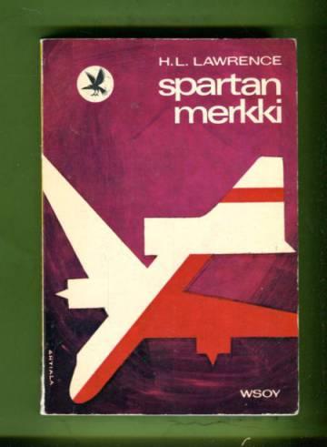 Spartan merkki (Korppi-sarja 17)
