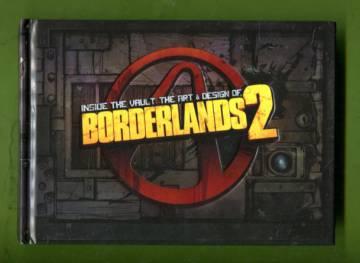 Inside the Vault - The Art & Design of Borderlands 2