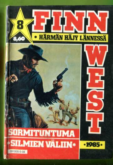 Finn West 8/85 - Sormituntuma silmien väliin