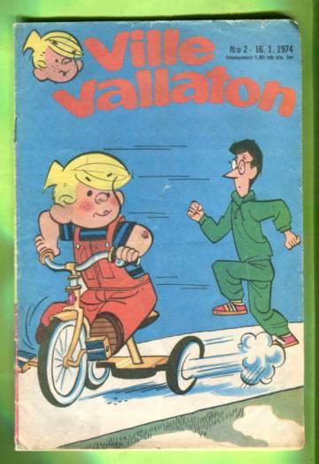Ville Vallaton 2/74