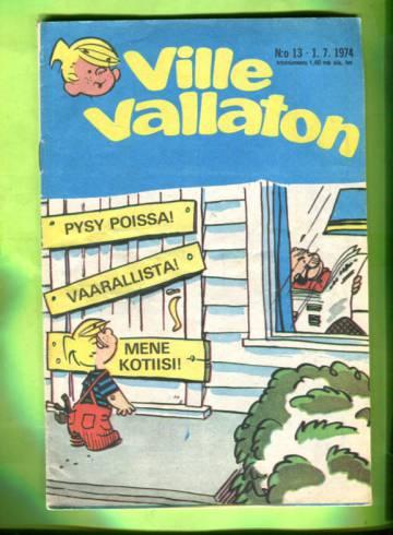 Ville Vallaton 13/74