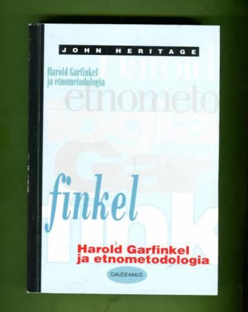 Harold Garfinkel ja etnometodologia