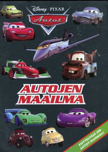 Autot - Autojen maailma