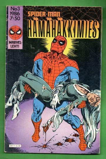 Hämähäkkimies 3/86 (Spider-Man)