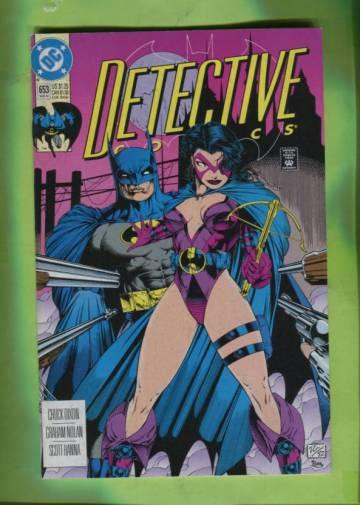 Detective Comics #653 Nov 92