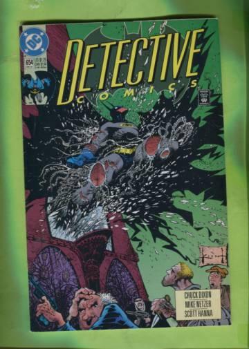 Detective Comics #654 Dec 92