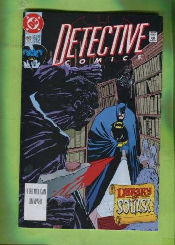 Detective Comics #643 Apr 92