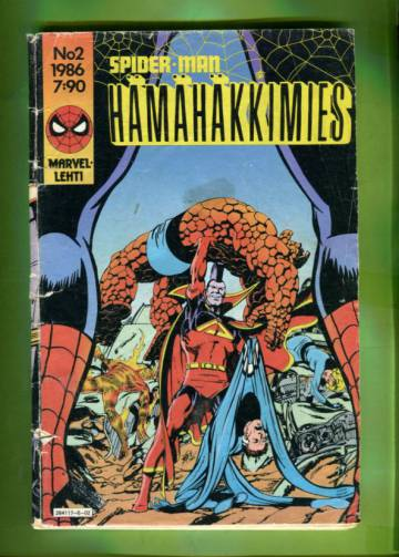 Hämähäkkimies 2/86 (Spider-Man)